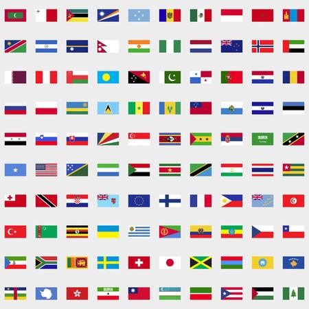 banderas america: Nuevos indicadores del mundo fijados para dispositivos móviles y web