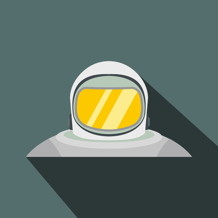 Suit flat icon with shadow for web and mobile devices