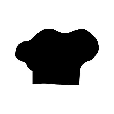 kitchen ware: Kitchen ware silhouette isolated on white background Illustration