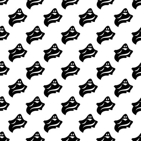 Ghost pattern seamless best for any design