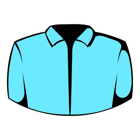 Dress shirt icon, icon cartoon Illustration