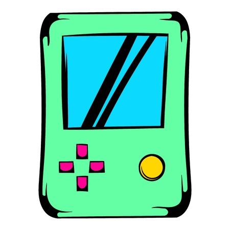 Tetris icon, icon cartoon