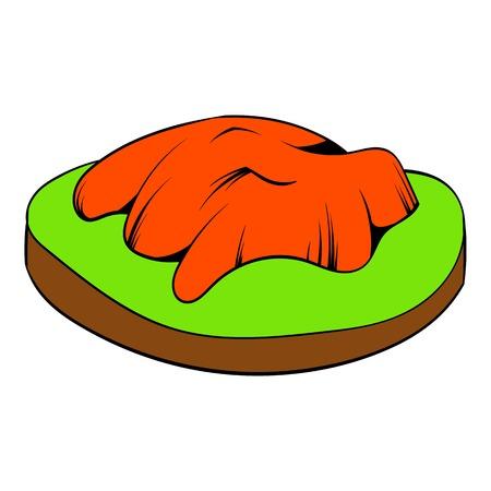 Himachal icon cartoon