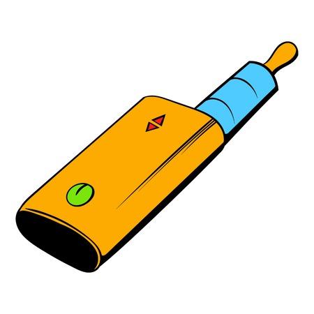 Vaporizer device icon cartoon