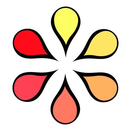 Loading icon cartoon