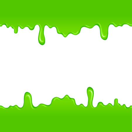 Green slime pattern