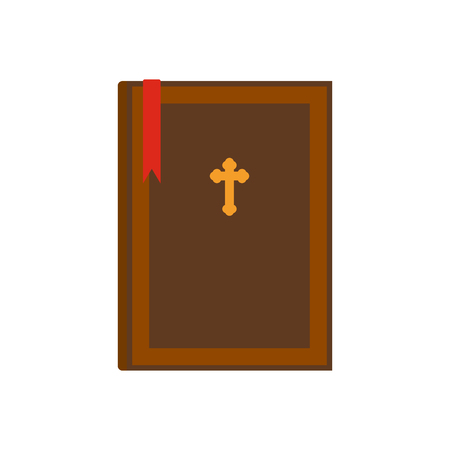 Bible book icon Stok Fotoğraf