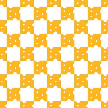 Cheese pattern seamless black for any design Stock Photo