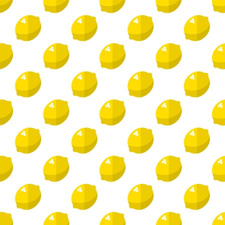 Lemon pattern seamless best for any design