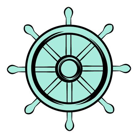 Drachma icon cartoon