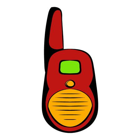 Transmitter icon cartoon Stock Photo