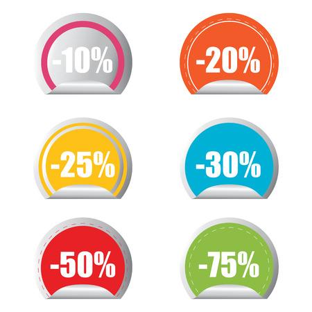 quality guarantee: Certificate emblem labels. Vector. Mega savings, sale stickers set.