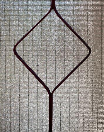 gril: Door glass detail
