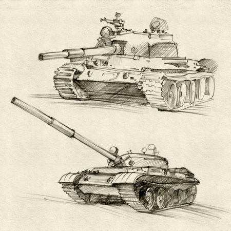 soviet union: The series of soviet military enginery. The T-54 and T-55 tanks were a series of main battle tanks designed in the Soviet Union.