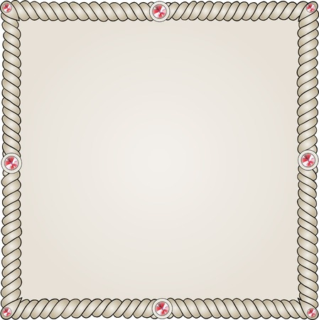 royal rich style: Unique hand-drawn frame with place for your text or picture. Vintage border with gem.