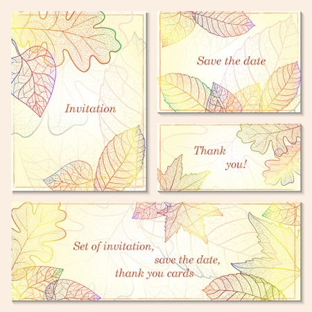 Doodle brochure beauty template card with your text for background, backdrop, gift, invitation, banner, design element.