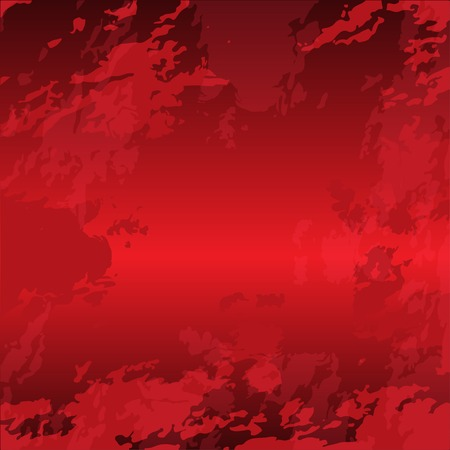 Grunge red bright background. Illustration