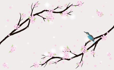 ramo de flores: Esta imagen es una ilustraci�n vectorial y se pueden ampliar a cualquier tama�o sin p�rdida de resoluci�n.