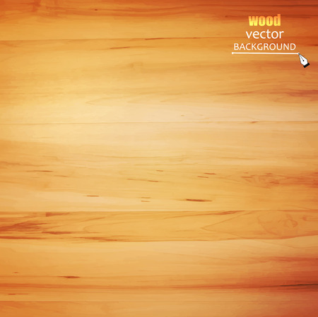 Wooden striped fiber background. Illustration
