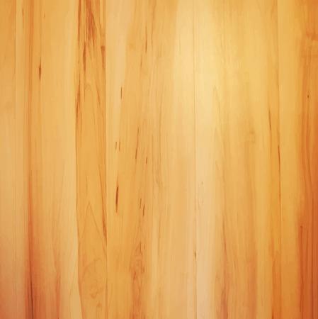 Houten gestreepte vezel getextureerde achtergrond. Abstracte decoratieve realistische natuurlijke houten textuur. Vector achtergrond voor uw ontwerp.