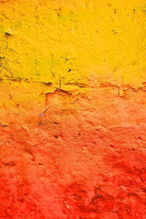 painted concrete wall texture. grunge background for your design.
