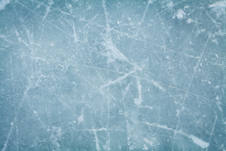 아이스 하 키 스케이트장 배경 또는 질감, 매크로, 상위 뷰