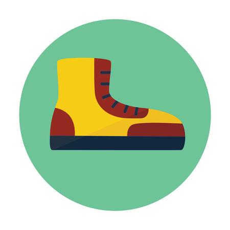 icona di avvio, icona piatta per il web design, mobile e identità