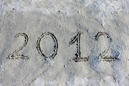 New year, Christmas 2012 and doomsday photo