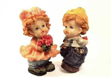 muneca vintage: D�a de San Valent�n