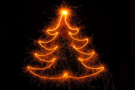 Christmas Tree Stock Photo - 11396622