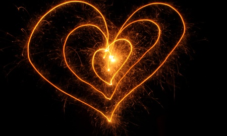 Abstract heart for Valentine Stock Photo - 11396621