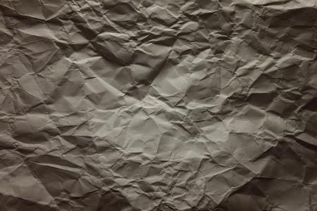 xerox: Сrumpled paper Stock Photo