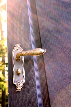 puertas abiertas: Abra el elemento manija de la puerta del dise�o conceptual