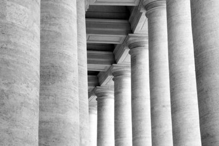 Fond noir et blanc Banque d'images