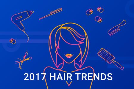 curler: 2017 hair trends