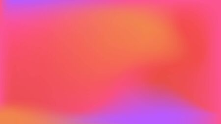 Vector abstract mesh gradient background for wallpaper or social media web banners. Multicolorful liquid blurred cover design template for web pages and promo banners