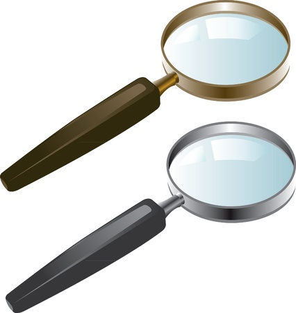 magnifying glass Çizim