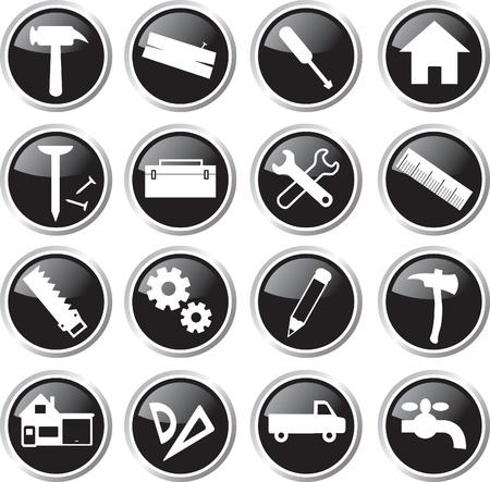 worktool: worktool icon set
