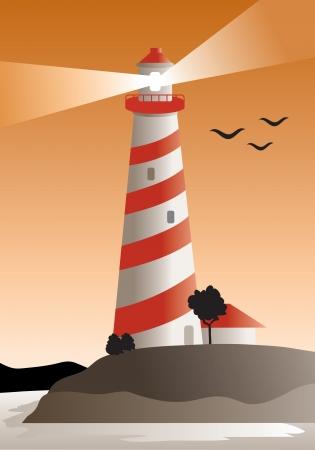 lighthouse Stock Vector - 17983448
