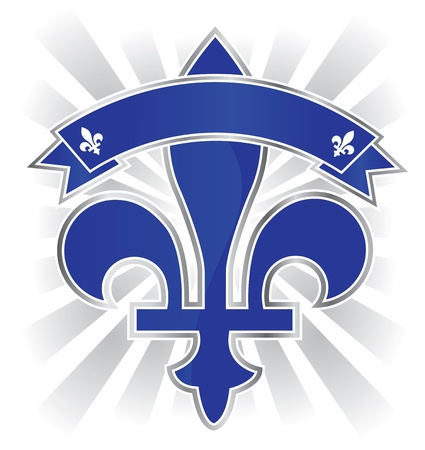 Quebec emblem