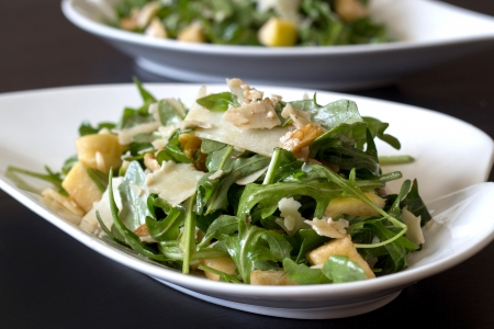 Arugula salad Stock Photo - 19581955