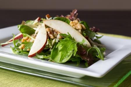 pear and walnut salad Zdjęcie Seryjne - 20194548