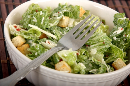 caesar salad Stock fotó - 20452909