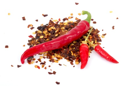 cayenne pepper spice Imagens - 21814750