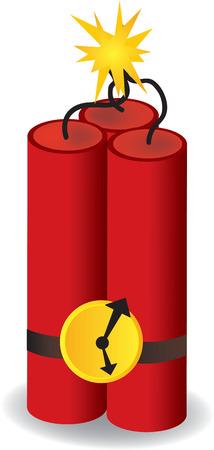 dynamite bomb