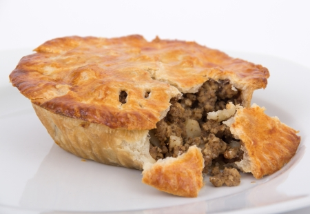 meat pie tourtiere