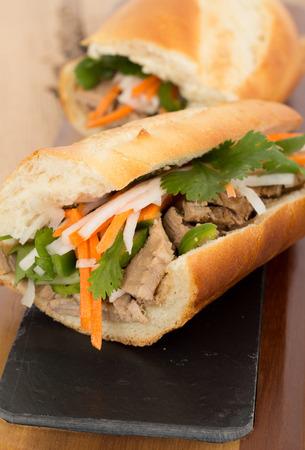 dikon: s�ndwich vietnamita bahn mi