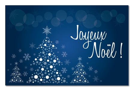 greeting: merry christmas greeting card Illustration