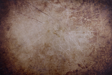 grunge old metal rusty background with scratches
