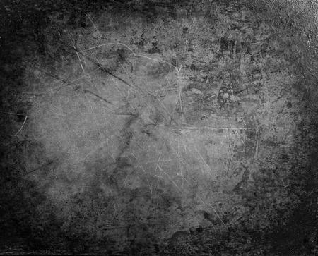 Fondo del metal de edad con cero Foto de archivo - 47515414